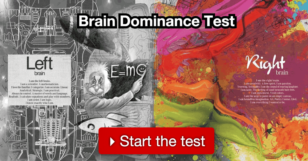 Left or Right Brain Test