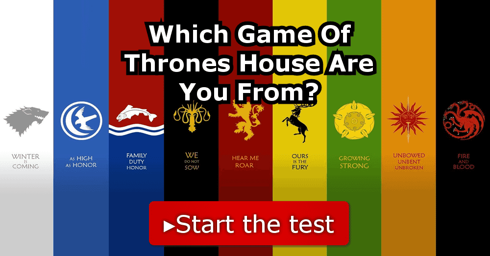 Game Of Thrones Haus Test