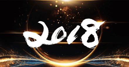 新年2018 『私が目標にしたい一文字』