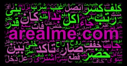 اختبار معرفة حجم مفرداتك العربية