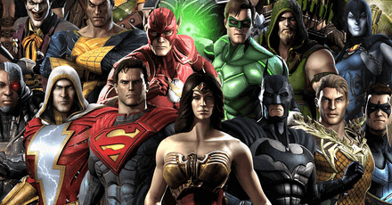 Which DC character are you?