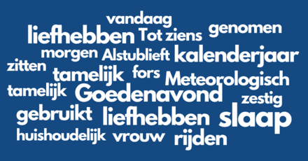 Online Dutch Vocabulary Size Test