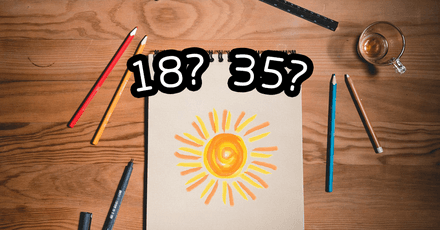 Draw Something To Discover Your Mental Age