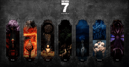 Which of the Seven Deadly Sins are you?