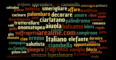 Online Italian Vocabulary Size Test