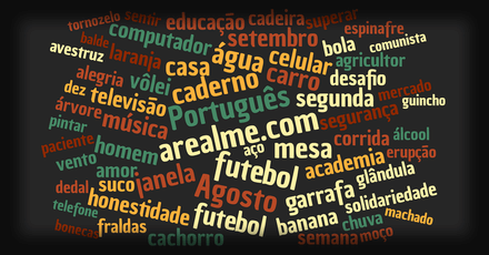Online Portuguese Vocabulary Size Test.