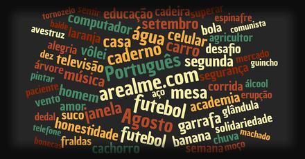 Online Portuguese Vocabulary Size Test.