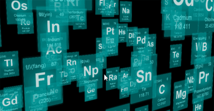What chemical element are you?