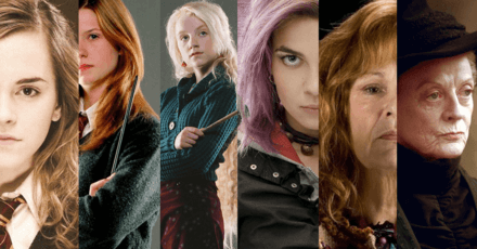 Which Harry Potter Witch Are You?