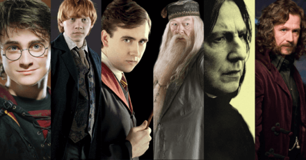 Which Harry Potter Wizard Are You?