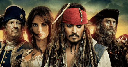Which Pirates Of The Caribbean Character Are You?